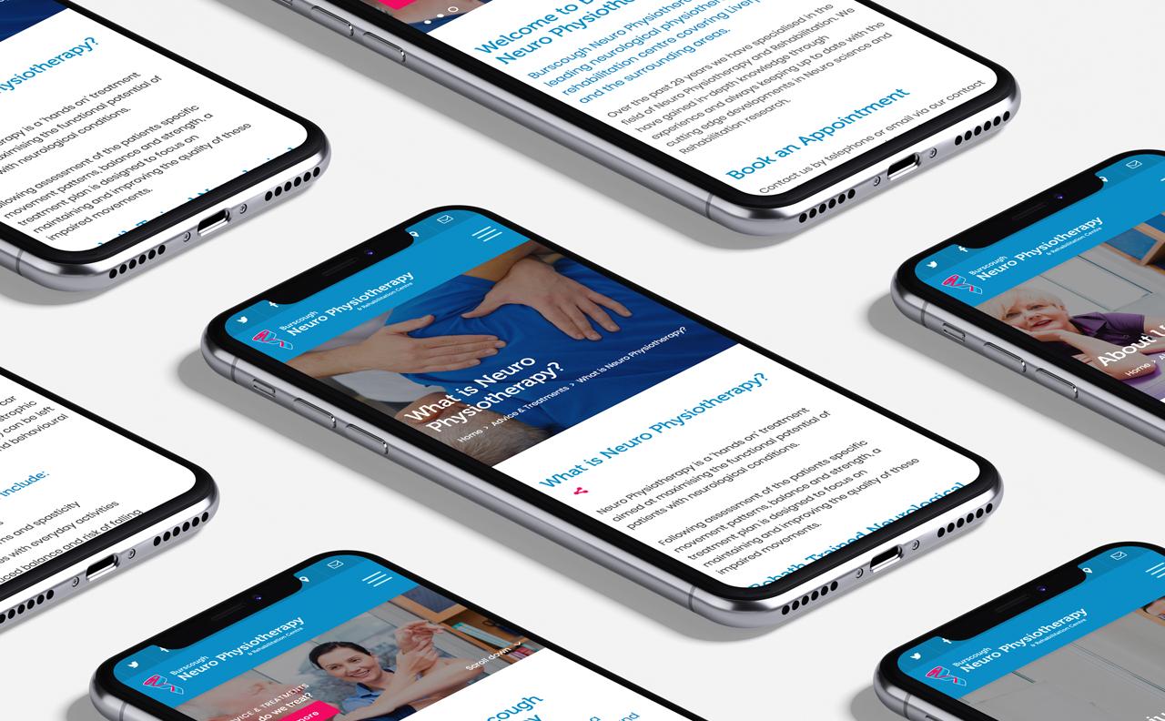 Expert website design & responsive web development