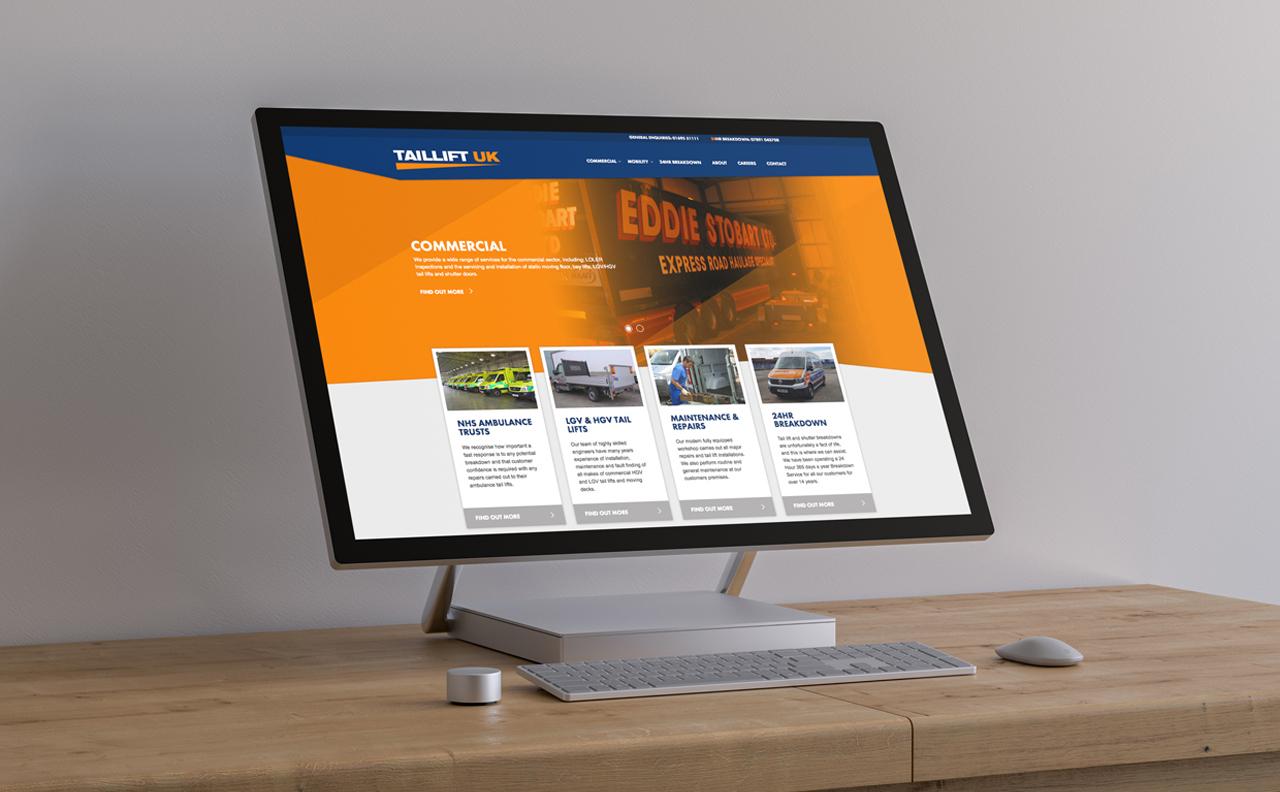 Premium web hosting, management & tech support